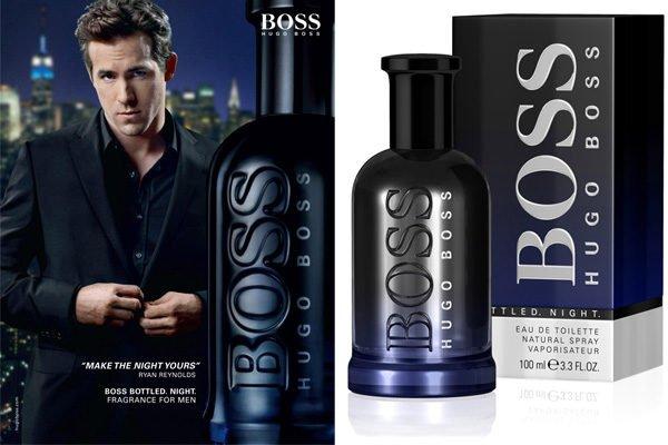 Boss Bottled Night - описание мужского аромата | Женский блог о косметике