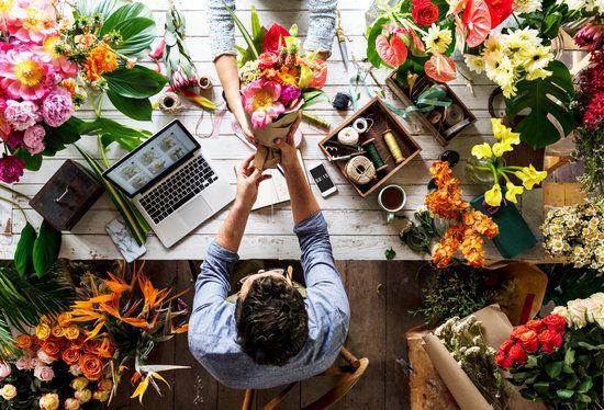 Широкий ассотримент цветочных композиций на заказ