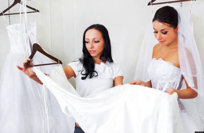 Но для каждой невесты необходим свой вариант